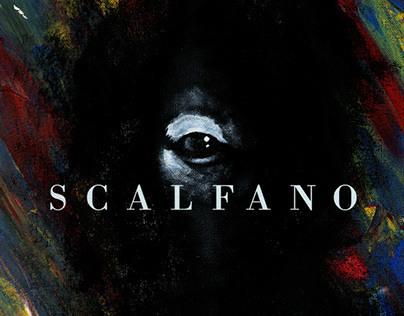 SCALFANO solo exhibition  promotional animation