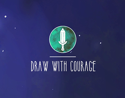 Draw with Courage: Launch