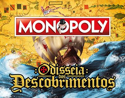 Monopoly - Odisseia dos Descobrimentos