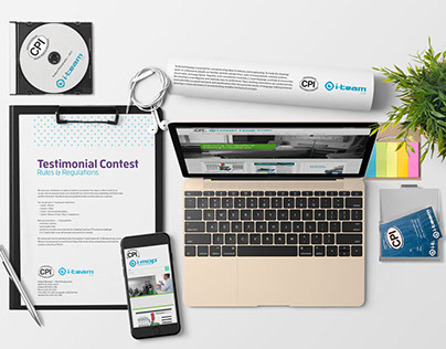 Creative Products International - Branding