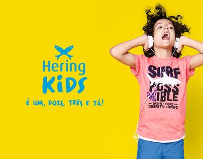 Verão Hering Kids
