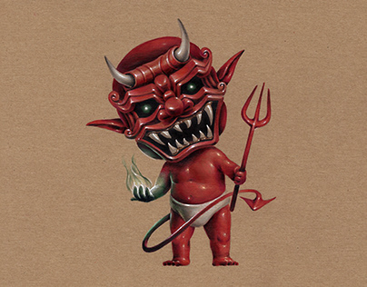 Hot Stuff - The Little Devil