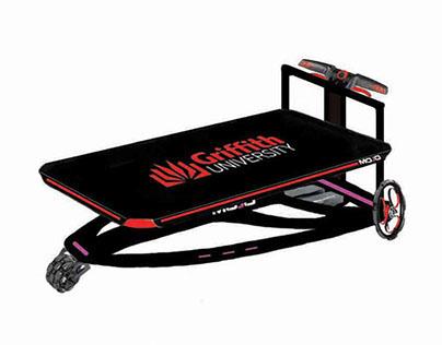 MOJO Multi-purpose Trolley Cart