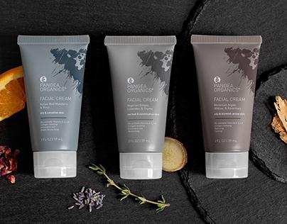 Pangea Skincare Rebrand
