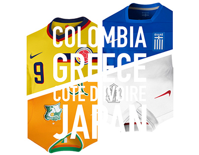 World Cup.2014. Concepts