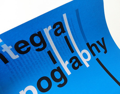 Integral Typography