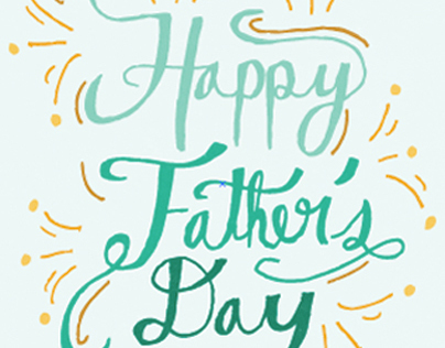 Father's Day Card - Personal