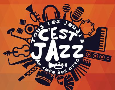 Café des Arts - Soirée Jazz