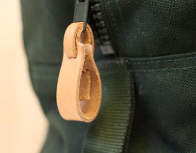 Weekend Bag, prototype