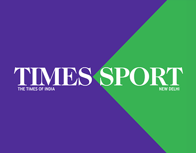 Times Sports redesign for Times of India