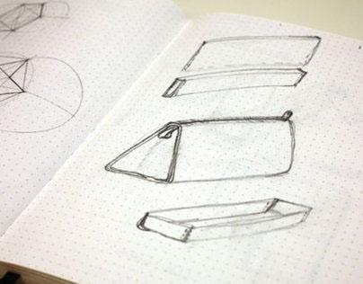 Travel Case, prototype