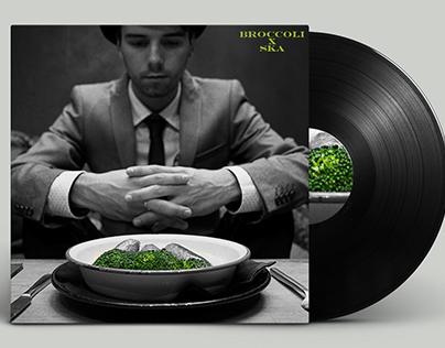 Vinyl record sleeve concept