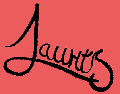 Animated calligraphy