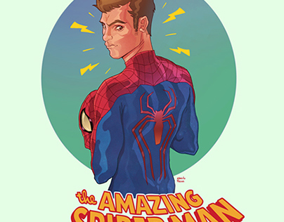 """Amazing Spiderman 2 poster"""