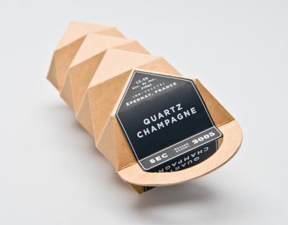 Quartz Champagne