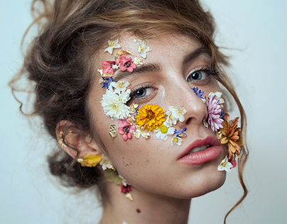 Flowers - Beauty Shoot