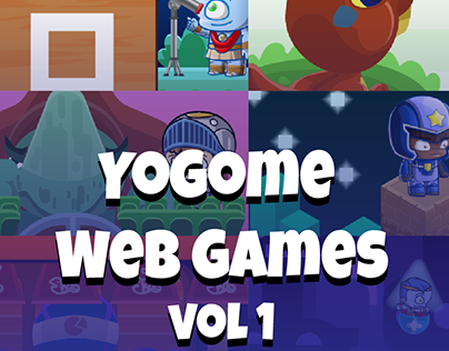 Yogome Web Games vol 1
