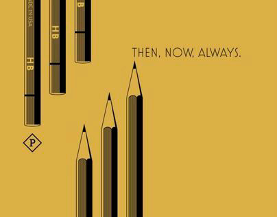 Pencil Co. Branding and Ads