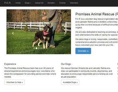 Promises Animal Rescue (P.A.R)