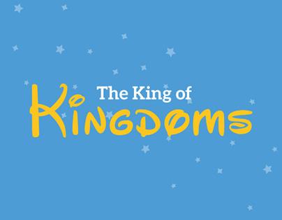 The Magic Kingdom Infographic