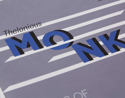 Bluenote Jazz, Typographic Album Covers