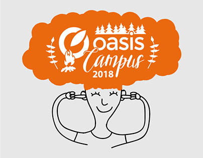 Graphics for on-site training Oasis Campus 2018