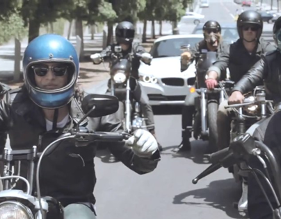The Force I Ride | A COMUNE & Karmaloop Visual