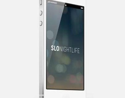 SLO NIGHTLIFE App
