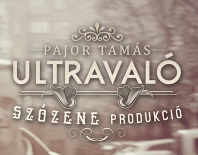 Pajor Tamás – Gig poster