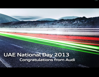 Online video content for Audi.