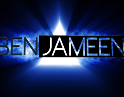 Animated Logo Ben Jameen