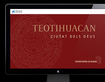 Teotihuacan interactive