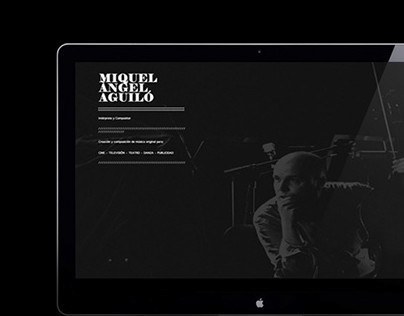 Miquel Àngel Aguiló web