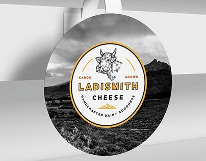 Ladismith Cheese Rebrand