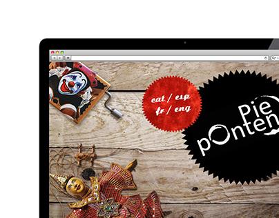 Ponten Pie web