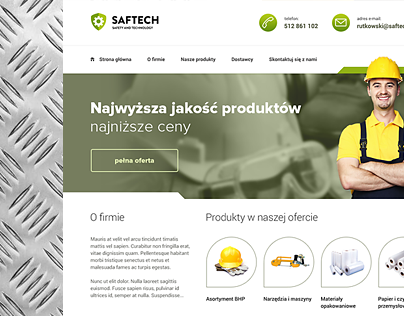 Saftech - personal protective equipment