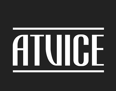 ATViCE | Display Font