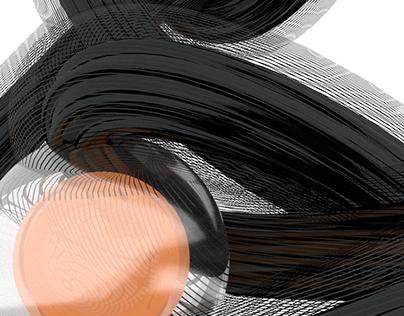 Abstract Modeling Stills