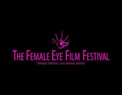 Female Eye Film Festival Poster - Concept