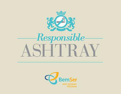 Videocase - Responsible Ashtray