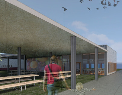 Design 5: Food Education and Community Center