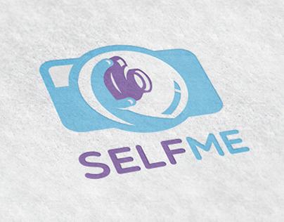 Selfie App Logo Concepts