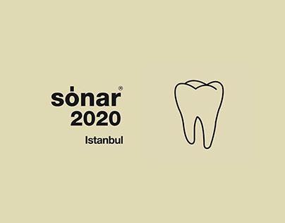 Sonar Music Festival Istanbul 2020