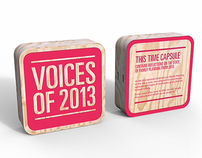 Voices of 2013: A Timecapsule