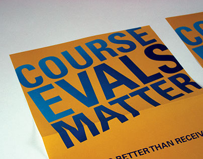 Course Evaluations Campaign