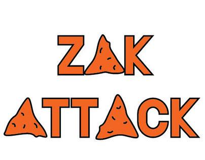 Zak Attack graphic