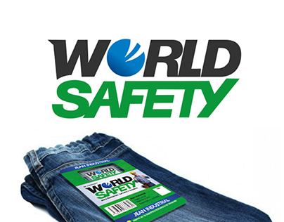 World Safety Logo & Jeans Label