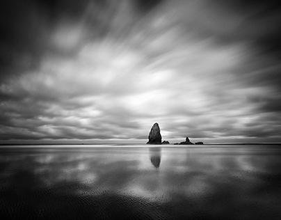 Silent Shoreline: The Oregon Coast