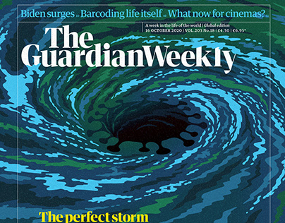 The Guardian Weekly cover