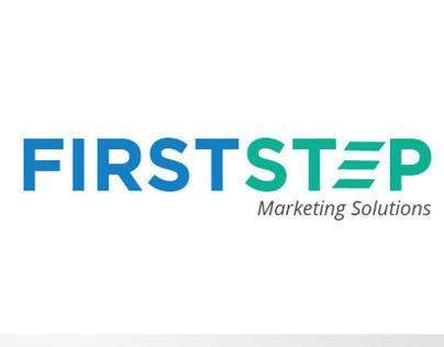 First Step Marketing Solutions Logo V2